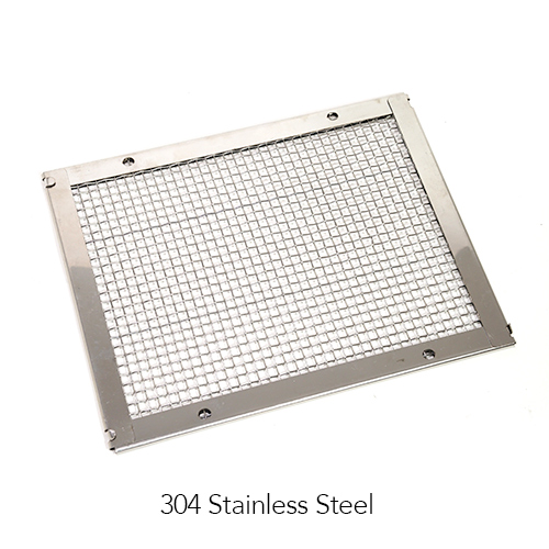 KM-M100 - Protective Mesh (304 Stainless Steel) - Mesh Only Image