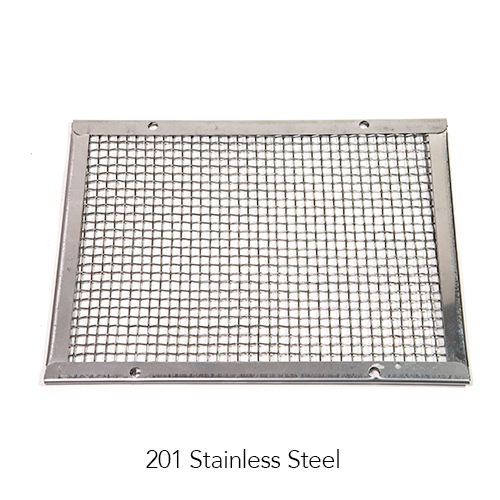 KM-M200 - Protective Mesh (201 Stainless Steel) Mesh Only Image